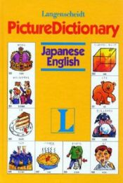 book cover of Langenscheidt Picture Dictionary Japanese by Pierre Renyi