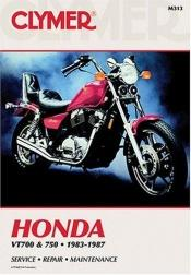 book cover of Honda VT700 & 750, 1983-1984 : service, repair, performance by Ed Scott