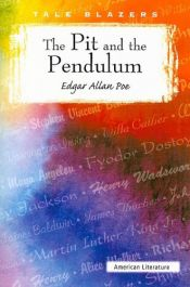 book cover of The Pit and the Pendulum (Tale Blazers) by Edgar Allan Poe