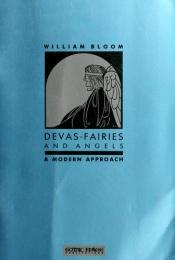 book cover of Devas, Fairies and Angels by William Bloom