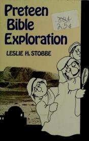 book cover of Preteen Bible exploration by Leslie H Stobbe