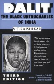 book cover of Dalit: The Black Untouchables of India by V. T. Rajeshekar