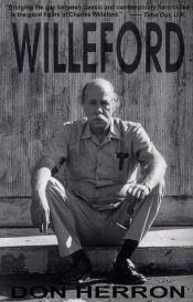 book cover of Willeford by Don Herron