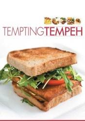 book cover of Tempting Tempeh by Emily Clark