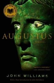 book cover of Augustus by John Williams