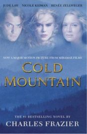 book cover of Cold Mountain by Charles Frazier
