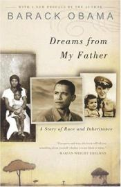 book cover of Dreams from My Father by Barack Obama