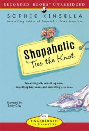book cover of Shopaholic Ties the Knot by Sophie Kinsella