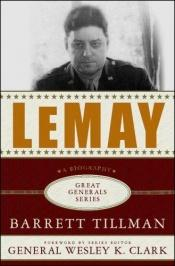 book cover of LeMay by Barrett Tillman