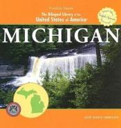 book cover of Michigan (The Bilingual Library of the United States of America) by Jose Maria Obregon