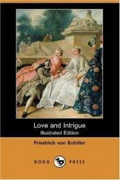 book cover of Intriga e Amor by Friedrich Schiller