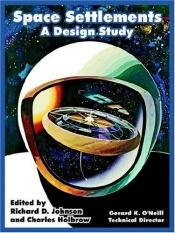 book cover of Space settlements : a design study by NASA