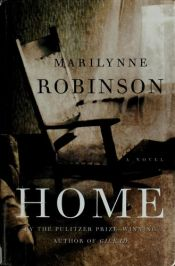 book cover of Home by Marilynne Robinson