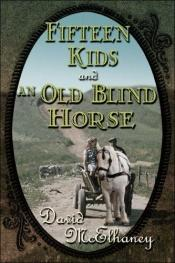 book cover of Fifteen Kids and An Old Blind Horse by David C. McElhaney