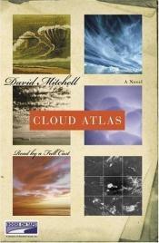 book cover of Cloud Atlas by David Mitchell