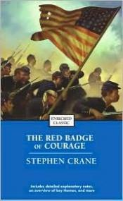 book cover of Reader's Digest Best Loved Books for Young Readers: The Red Badge of Courage by Stephen Crane