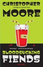 book cover of Bloodsucking Fiends by Christopher Moore