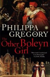 book cover of The Other Boleyn Girl by Philippa Gregory