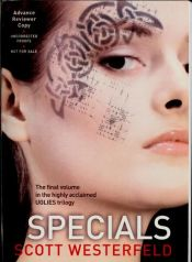 book cover of Specials by Scott Westerfeld