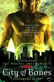 book cover of City of Bones by Cassandra Clare