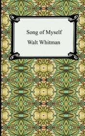 book cover of Sangen om meg selv by Walt Whitman