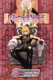 book cover of Death Note: Vol. 8, Target by Tsugumi Ohba|Takeshi Obata