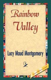 book cover of Rainbow Valley by Lucy Maud Montgomery
