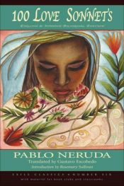 book cover of Cien Sonetos de Amor by Pablo Neruda