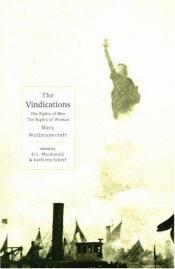 book cover of A vindication of the rights of men ; A vindication of the rights of woman by Mary Wollstonecraft