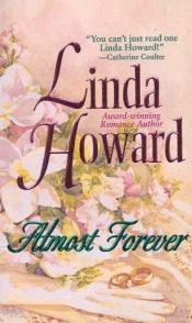 book cover of Almost Forever (Sarah) by Linda Howard