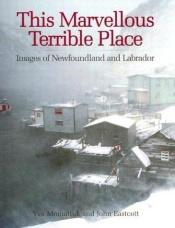 book cover of This Marvellous Terrible Place: Images of Newfoundland and Labrador by Yva Momatiuk