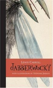 book cover of Jabberwocky by Lewis Carroll