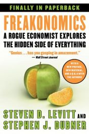 book cover of Freakonomics : outoustalous by Steven D. Levitt