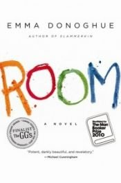 book cover of Room by Emma Donoghue