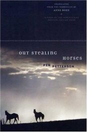 book cover of Out Stealing Horses by Per Petterson