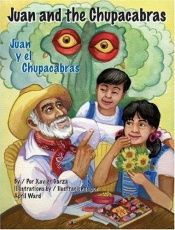 book cover of Juan and the Chupacabras by Xavier Garza