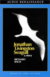book cover of Čajka Jonathan Livingston by Richard Bach