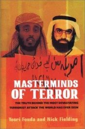 book cover of Masterminds of Terror by Yosri Fouda