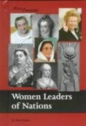 book cover of Women leaders of nations by Don Nardo