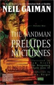 book cover of The Sandman Vol. 1: Preludes & Nocturnes by Collectif|ניל גיימן