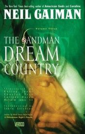 book cover of The Sandman: Dream Country by Neil Gaiman