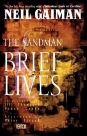 book cover of The Sandman 7: Brief Lives by Neil Gaiman