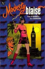 book cover of Modesty Blaise [GN] by Peter O'Donnell