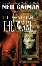 book cover of Sandman Book 10: The Wake by Neil Gaiman