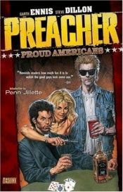 book cover of Preacher Vol. 3 by Garth Ennis