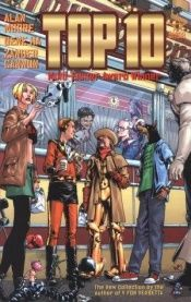 book cover of Top 10 (Comic, Complete series 1-12) by Alan Moore