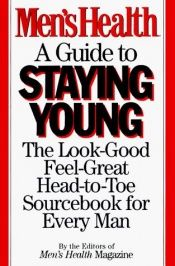 book cover of Men's health : a guide to staying young by author not known to readgeek yet