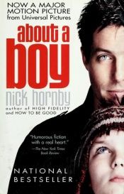 book cover of Egy fiúról by Nick Hornby