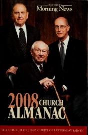book cover of 1999-2000 Church Almanac by Church of Jesus Christ of Latter-day Saints
