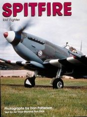 book cover of Spitfire: RAF Fighter by Ron Dick